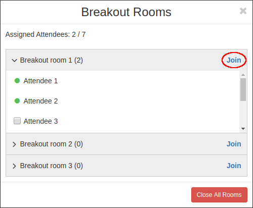 join breakout rooms